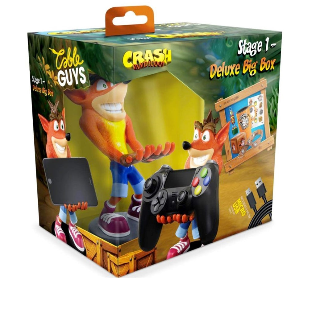 Crash Bandicoot - Big Box Deluxe