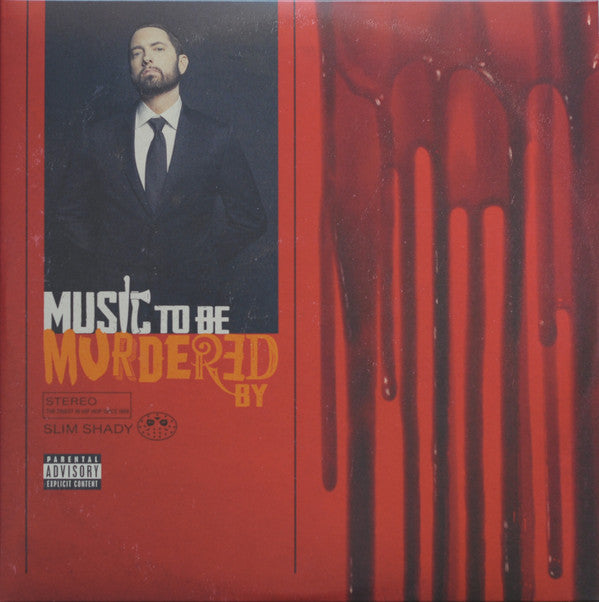 Eminem - Music To Be Murdered By - 2LP