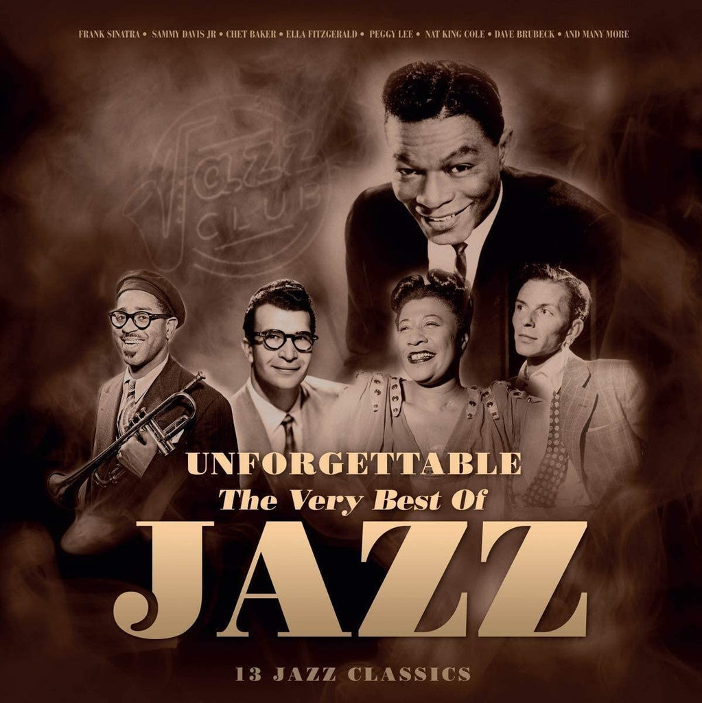 Various Artists - Unforgettable: The Very Best Of Jazz - LP