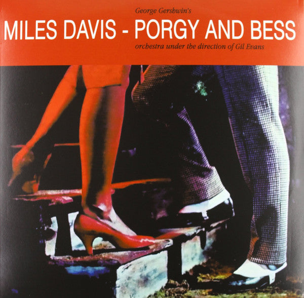 Miles Davis / George Gershwin - Porgy And Bess - LP Dubai