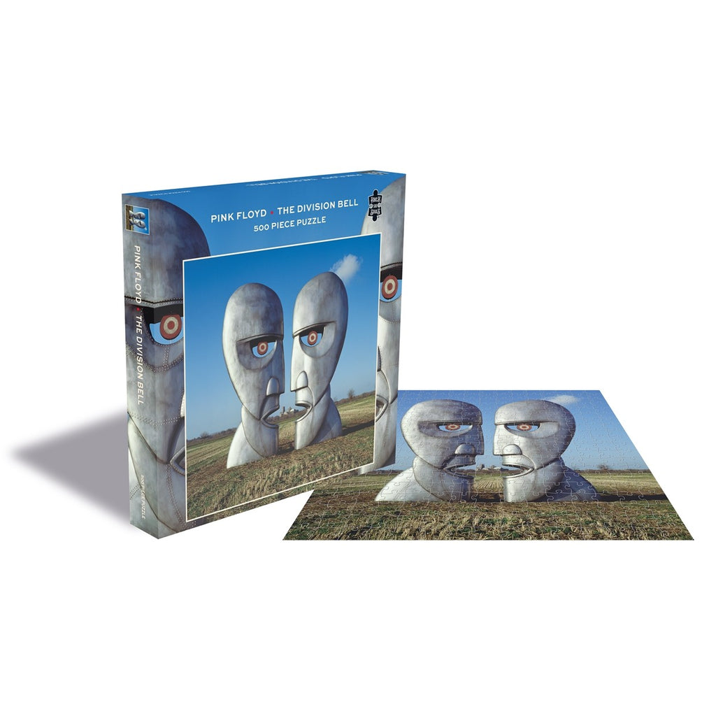 Pink Floyd The Division Bell (500 Piece Jigsaw Puzzle)