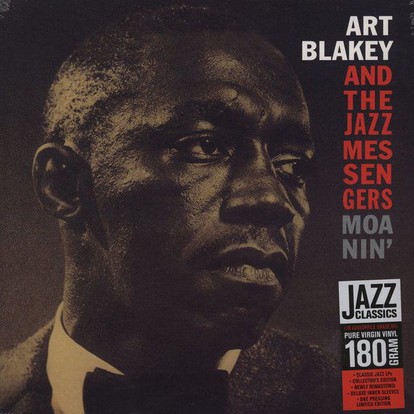 Art Blakey And The Jazz Messengers - Moanin' - LP Dubai