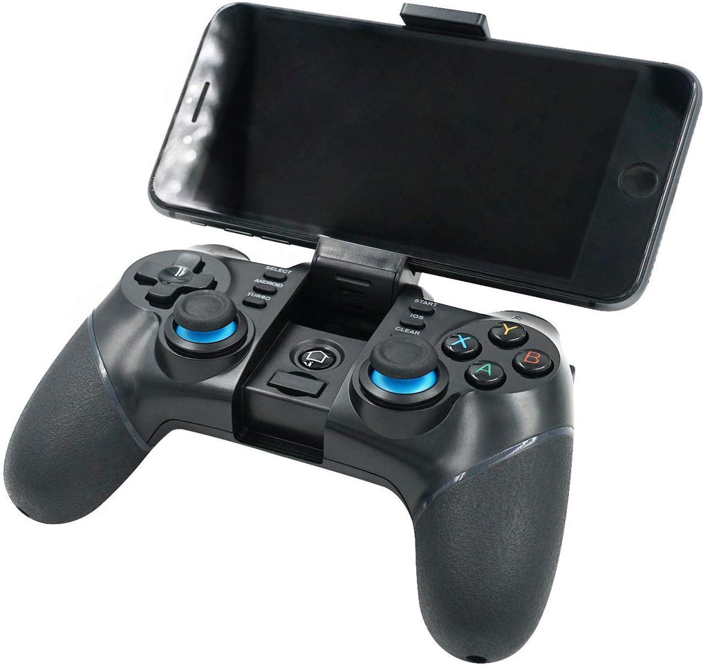 Phone game controller/wireless controller: ipega PG 9156 - compatible with ios & android.