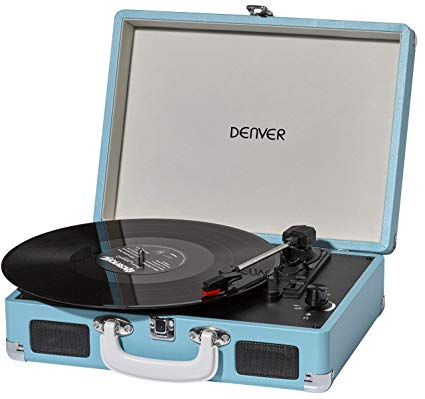 denver blue buy turntable online