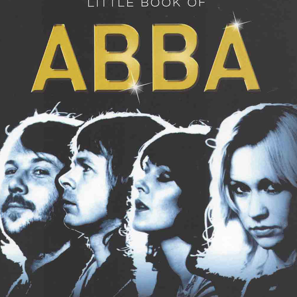 Little Book of ABBA Hardcover Custom Book