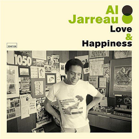 Al Jarreau - Love & Happiness - LP Dubai