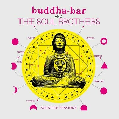 Buddha Bar & The Soul Brothers CD Dubai
