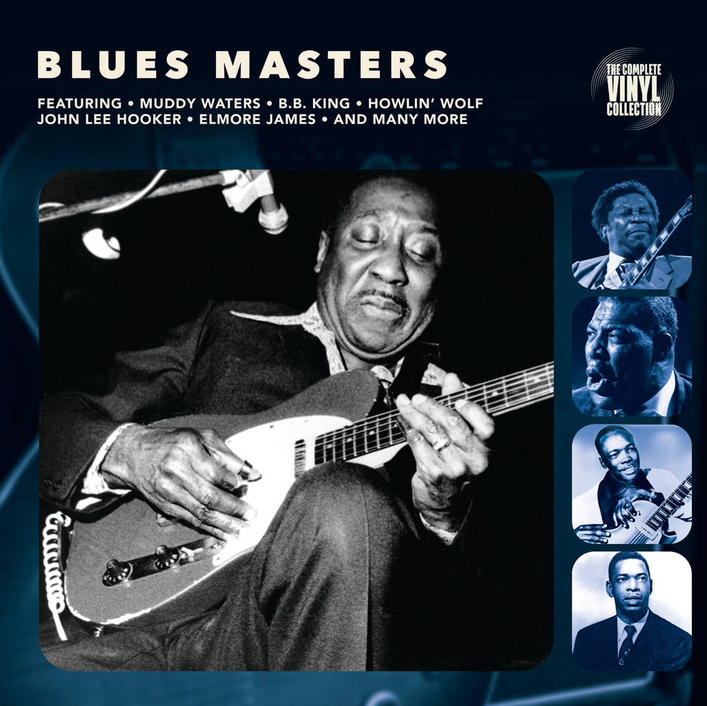 Various Artists - Blues Masters - LP