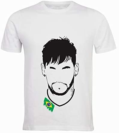 Brazil Flag & Player T-shirt