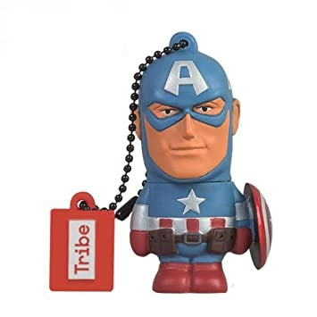 Captain America Flash Drive - 16 GB | Flash Drive UAE