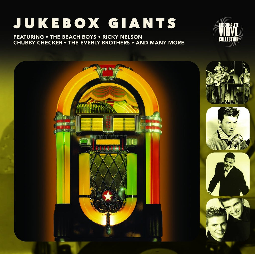 Various Artists - Jukebox Giants - LP