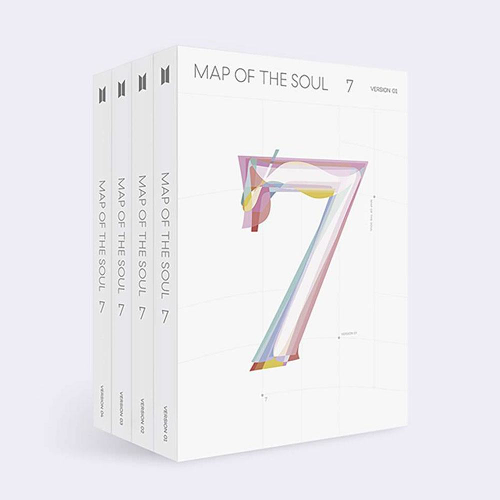 BTS - Map Of The Soul : 7 dubai music