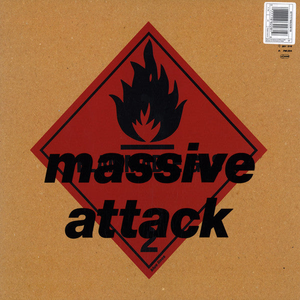 Massive Attack - Blue Lines - LP