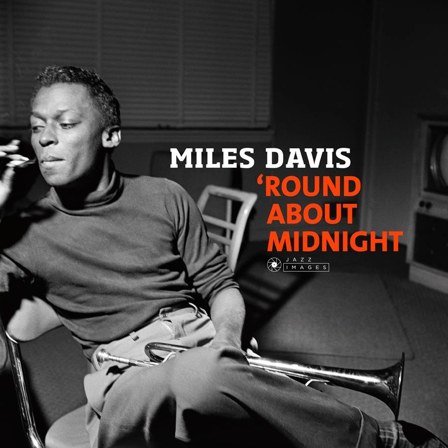 Miles Davis - 'Round by Midnight - LP Dubai
