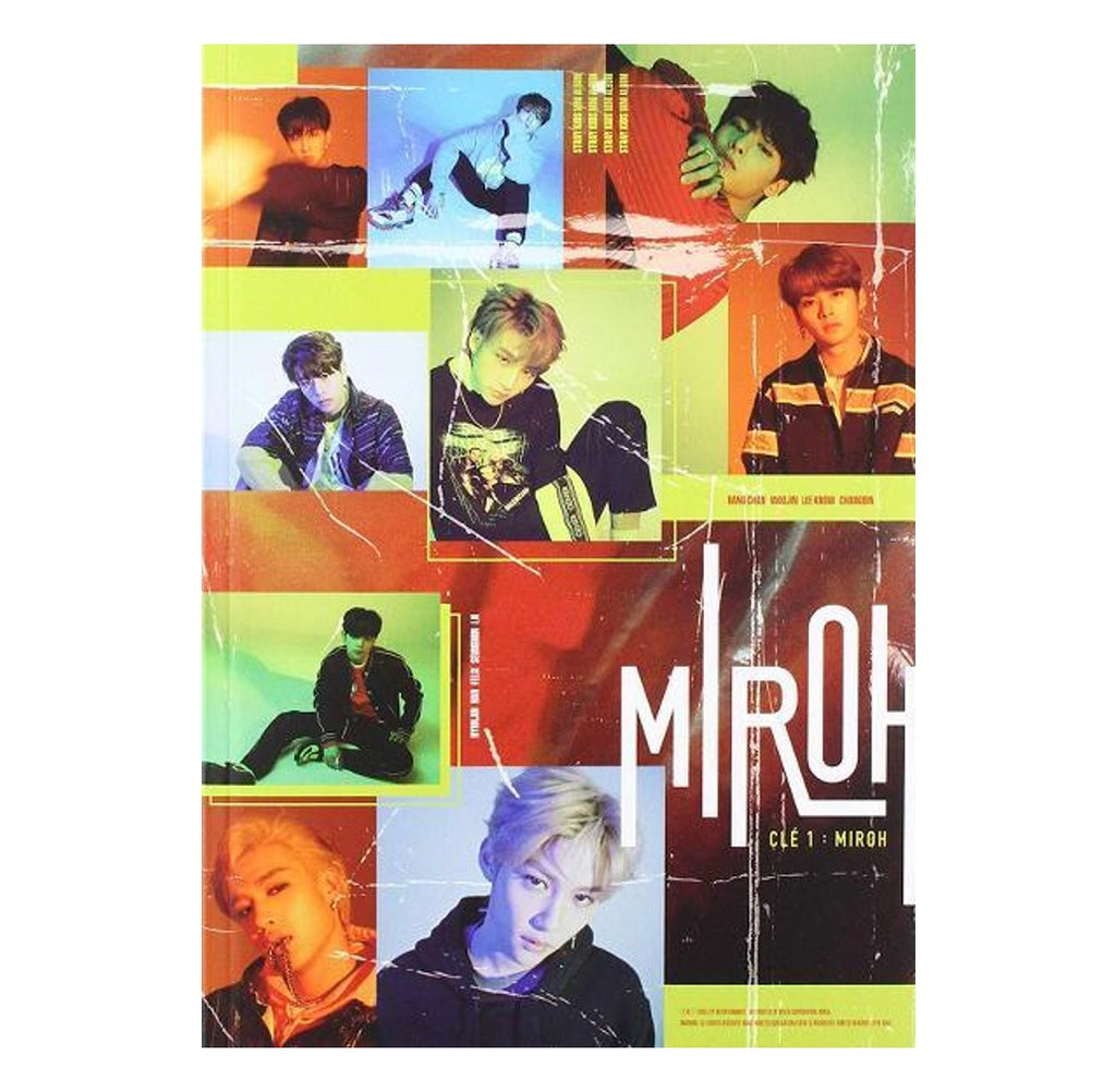Stray Kids - Clé 1 : MIROH - CD