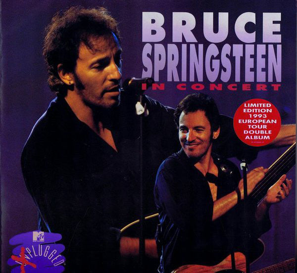 Bruce Springsteen - MTV Unplugged - 2LP