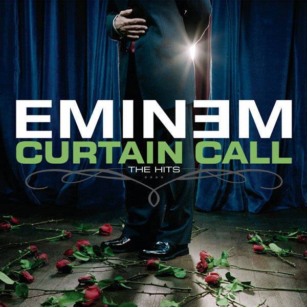 Eminem - Curtain Call - The Hits - 2LP Dubai