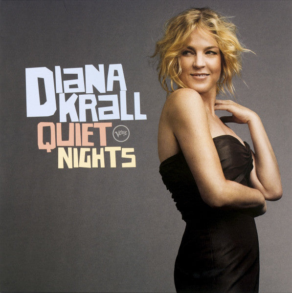 Diana Krall - Quiet Nights - LP