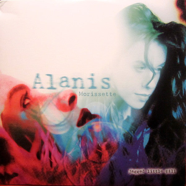Alanis Morisette - Jagged Little Pill - LP | Buy Vinyls Online Dubai