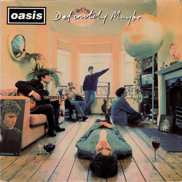 Oasis - Definitely Maybe - 2LP