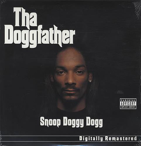 Snoop Doggy Dogg - Tha Doggfather (Explicit Version) - 2LP