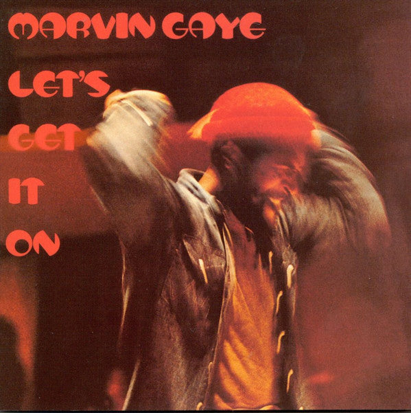 Marvin Gaye - Let's Get It On - 2LP Dubai