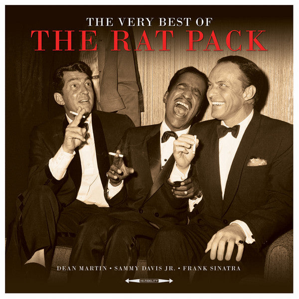 The Rat Pack - The Very Best Of - 2LP