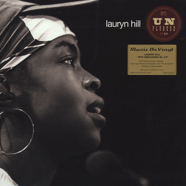 Lauryn Hill - MTV Unplugged No. 2.0 - 2LP Dubai