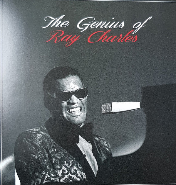 Ray Charles - The Genius of Ray Charles - LP