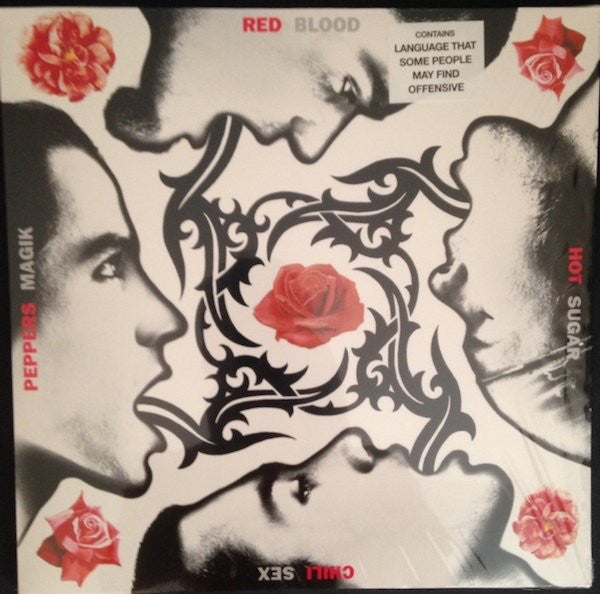 Red Hot Chili Peppers - Blood Sugar Sex Magik - LP