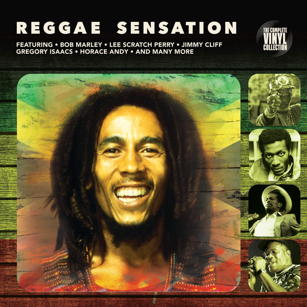 Various Artists - Reggae Sensation - LP