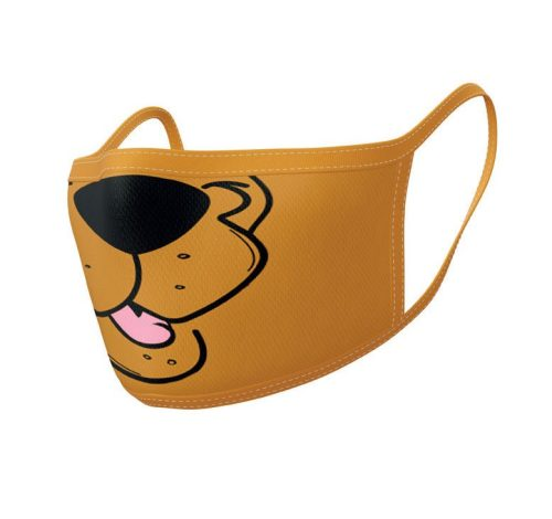 Scooby-Doo! Face Covers (2 Pcs)