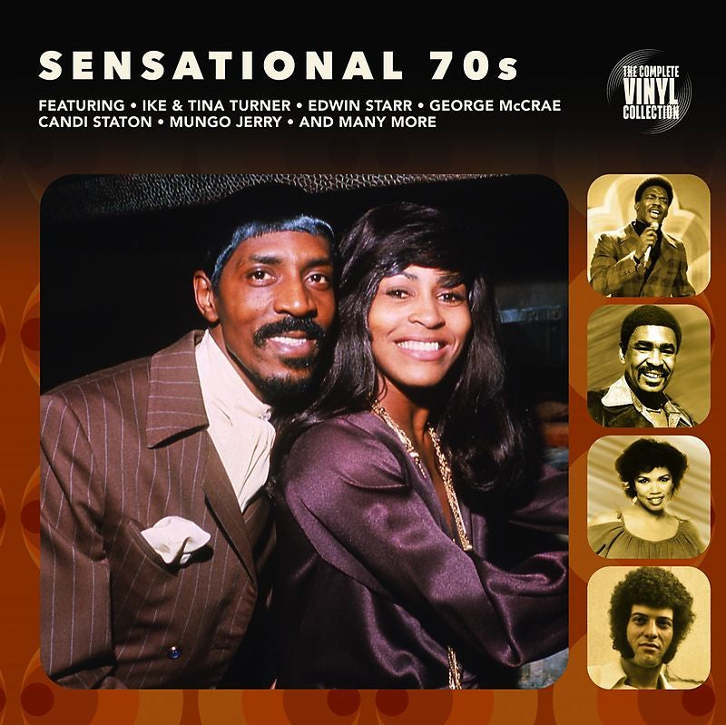 Various Artists - Sensational 70s - LP