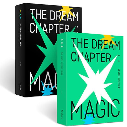 TXT (TOMORROW X TOGETHER) - The Dream Chapter: MAGIC - CD