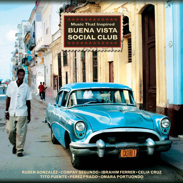 Various Artists - Music That Inspired Buena Vista Social Club - 2LP