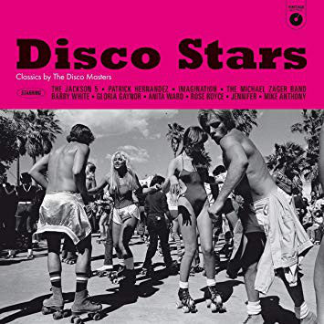Various Artists - Disco Stars - Classics By The Disco Masters - LP