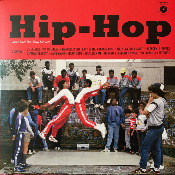 Various Artists - Hip-Hop: Classics From The Flow Masters - LP