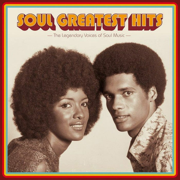Various Artists - Soul Greatest Hits - 2LP