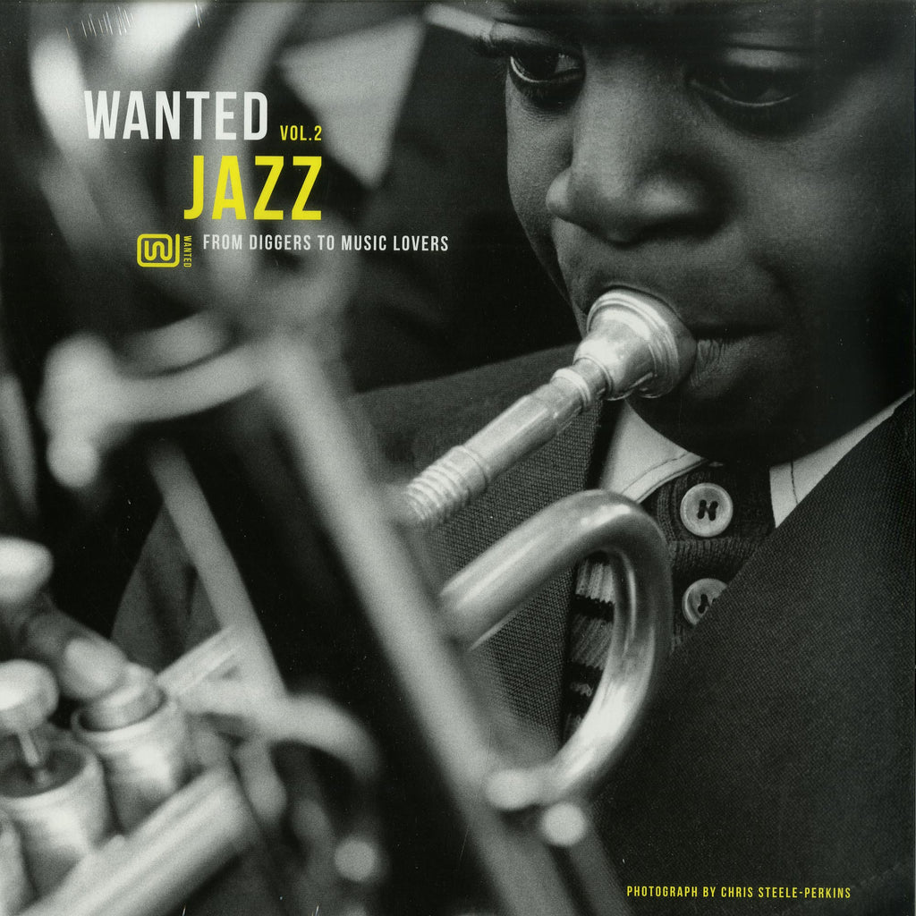 Various Artists - Wanted Jazz : Vol.2 - LP