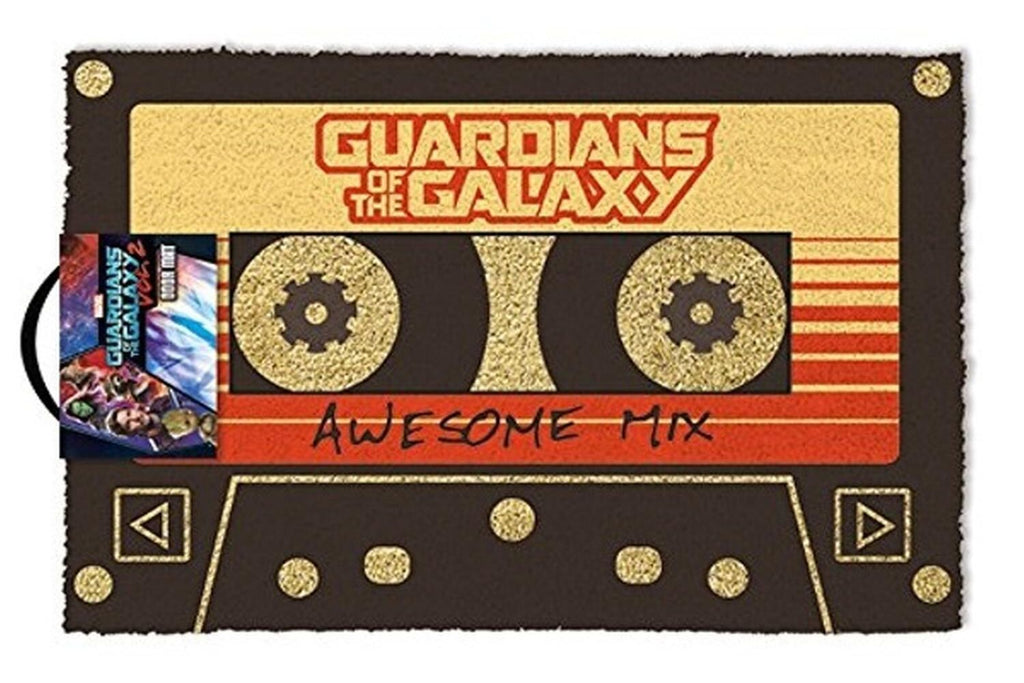 Guardians of the Galaxy - 'Awesome Mix' Doormat Dubai