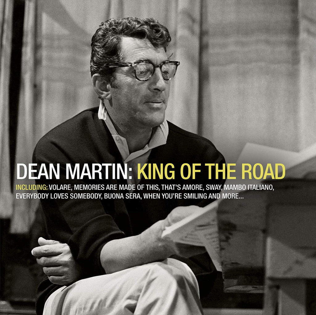 Dean Martin - King of the Road - LP  | Dubai music | Jazz Dubai