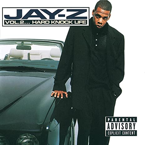 Jay Z - Vol.2... Hard Knock Life - 2LP
