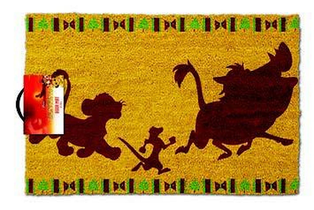 The Lion King - 'Hakuna Matata' Doormat