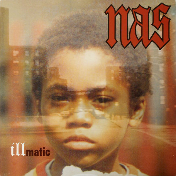 Nas - Illmatic - LP Dubai