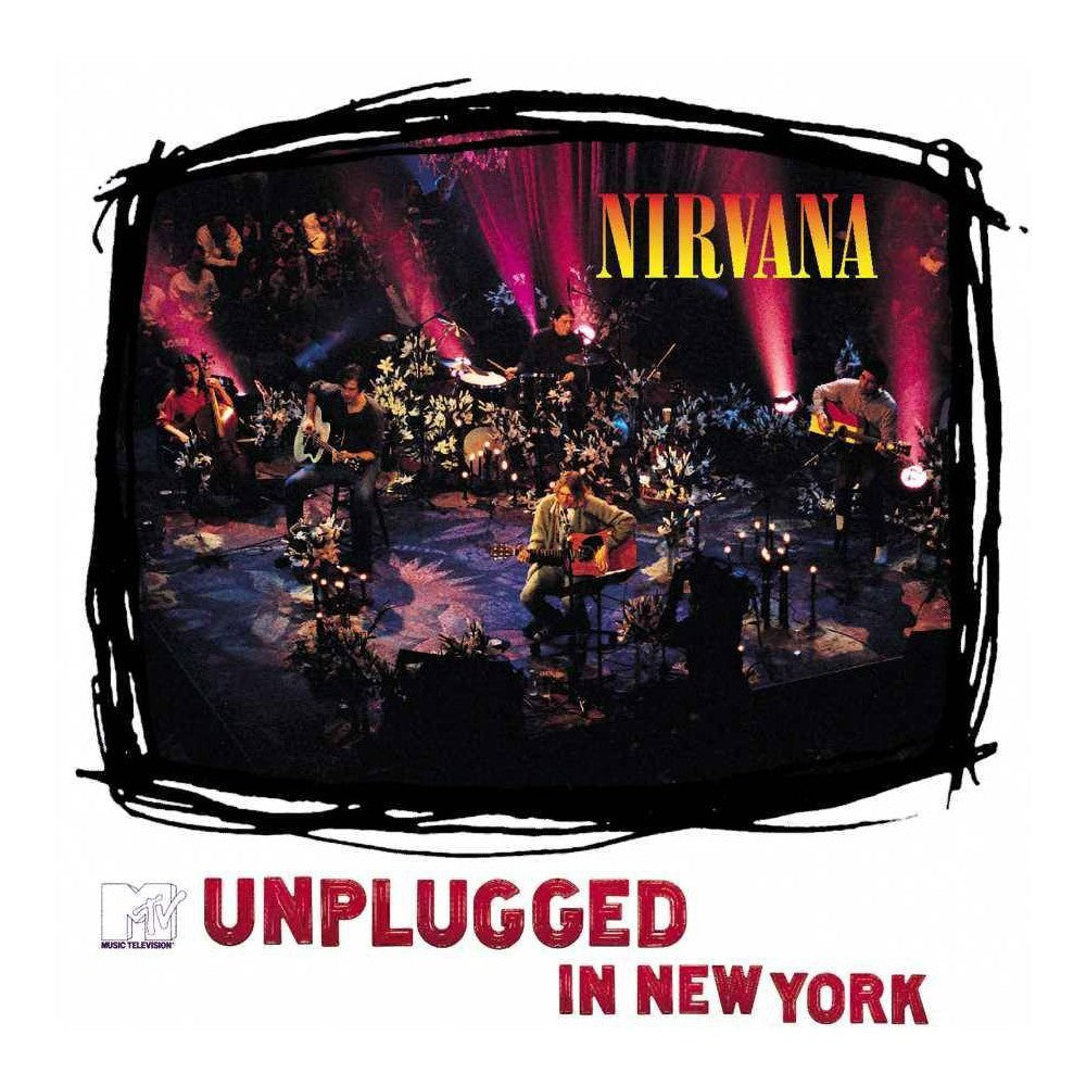 Nirvana - MTV Unplugged In New York - LP