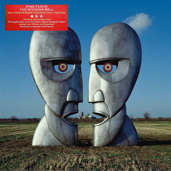Pink Floyd - The Division Bell - 2LP Dubai