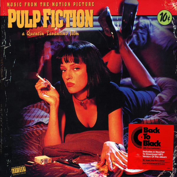 OST : Pulp Fiction - LP Dubai