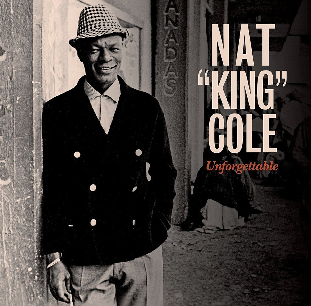 Nat 'King' Cole - Unforgettable - LP Dubai