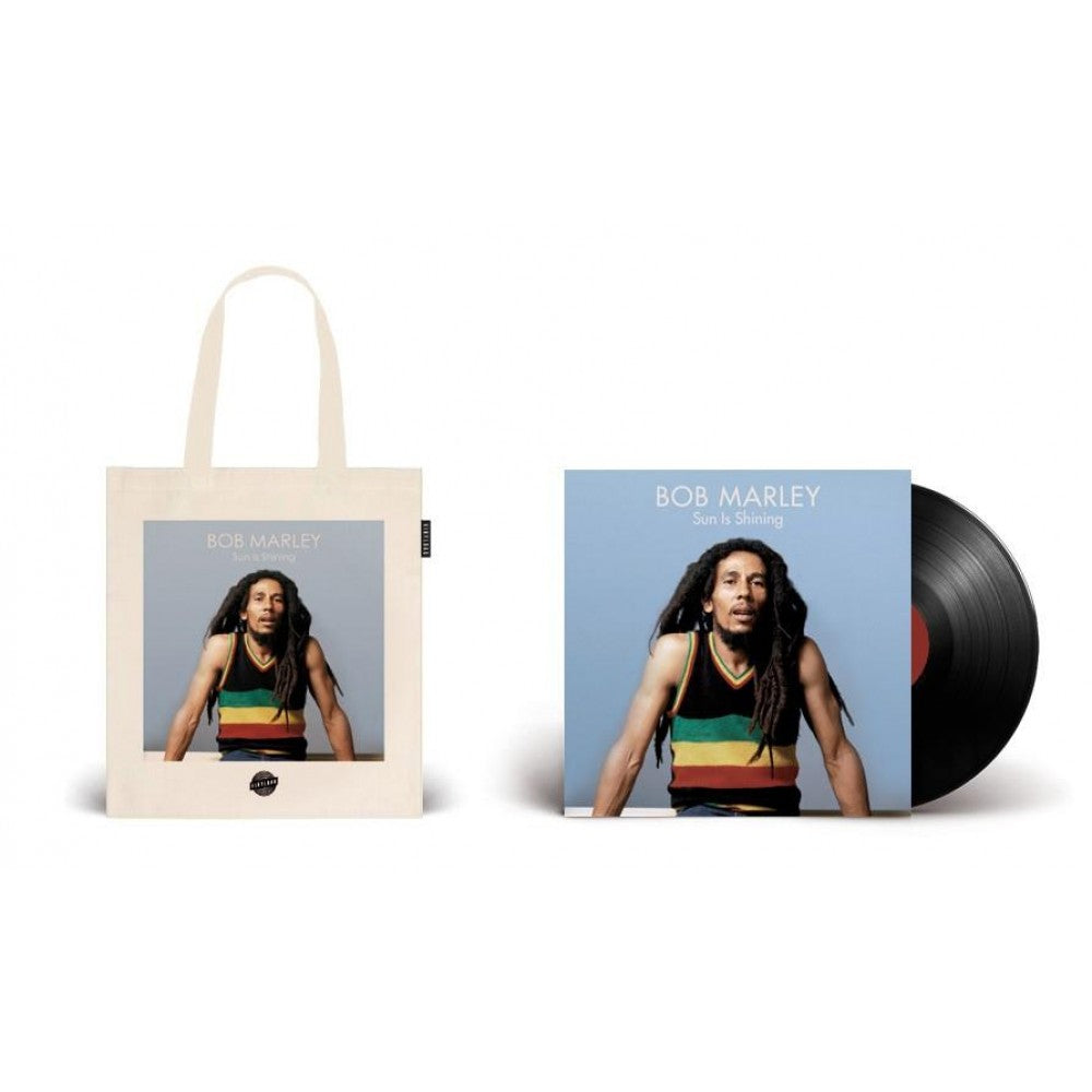 Bob Marley - Sun is Shining -  LP (Tote Bag) Dubai