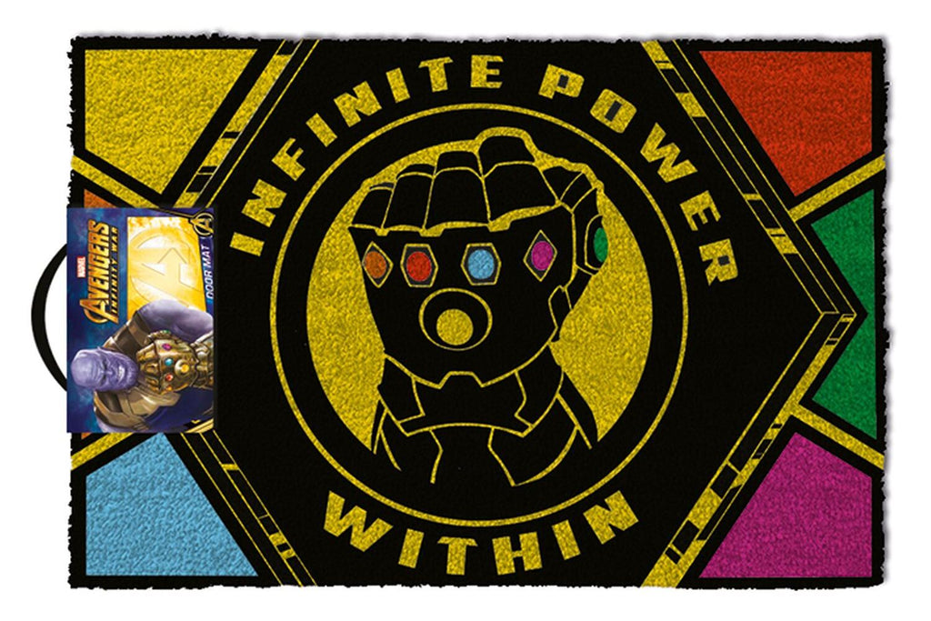 Marvel's Avengers - 'Infinite Power Within' Doormat